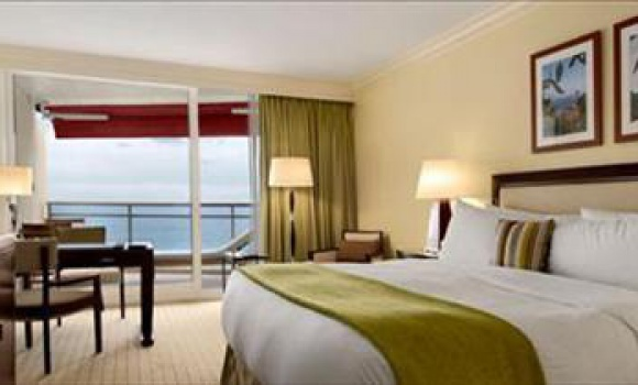 Deluxe Premium Sea View Room