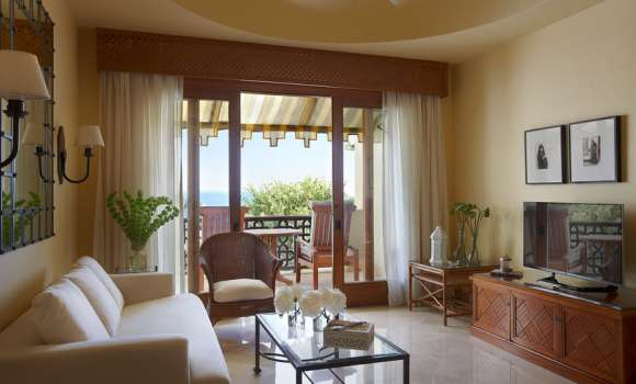 Two-Bedroom Sea-View Family Suite