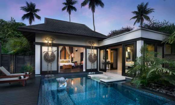 Two Bedroom Royal Villa By Jim Thompson