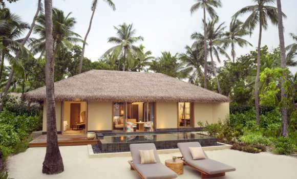 One Bedroom Beach Pool Villas