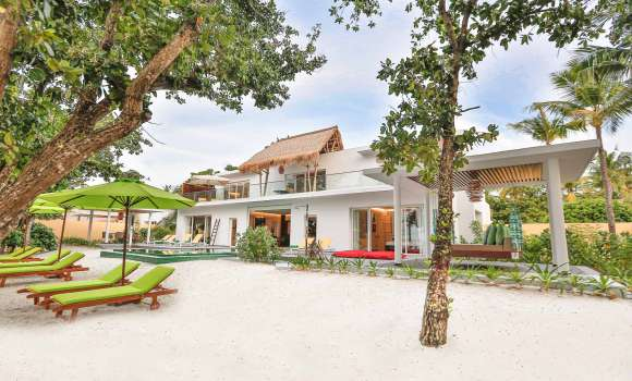 Royal Beach Villa