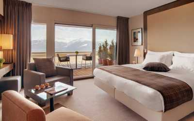 Premium Alps view rooms