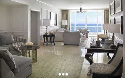 Deluxe Three-Bedroom Oceanfront Suite