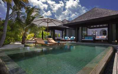 Family Beach Pool Villa
