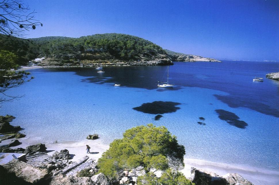 Ибица остров испания отели