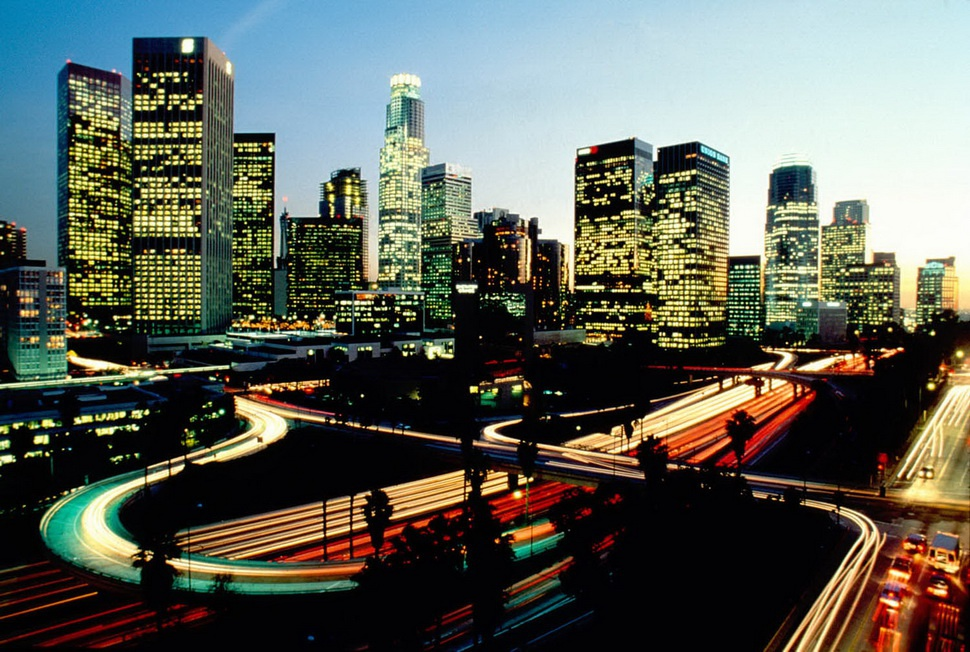 los angeles the city where the american dream is manufactured