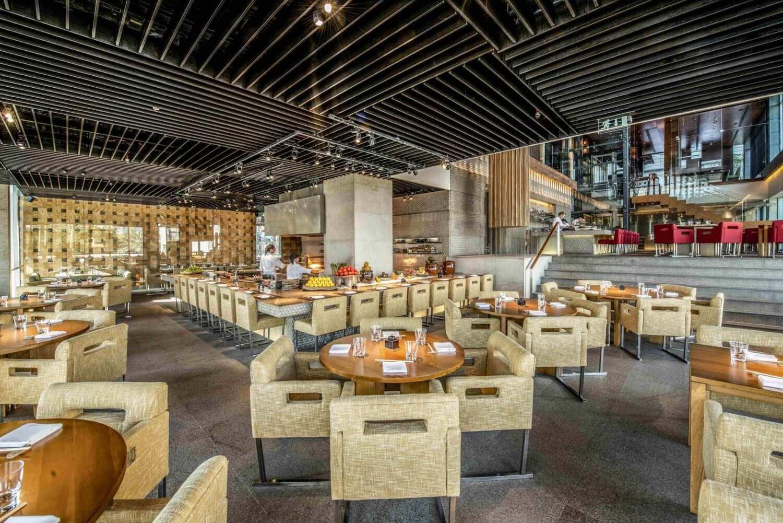 Ресторан zuma дубай снять квартиру в алании на месяц