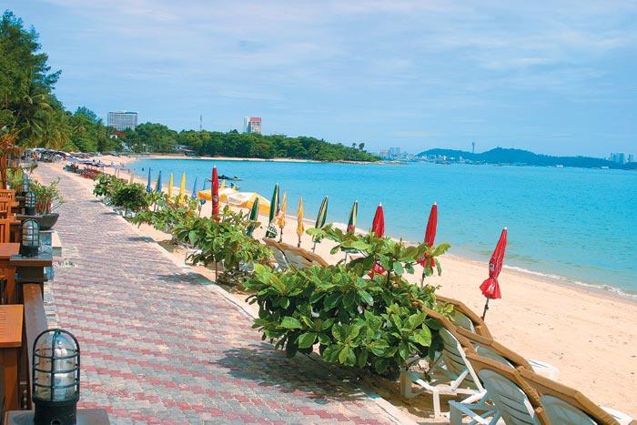 Long beach garden hotel 4 паттайя
