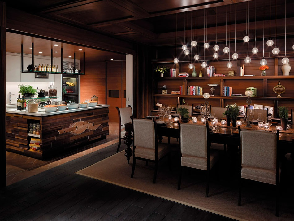 Private dining rooms los angeles