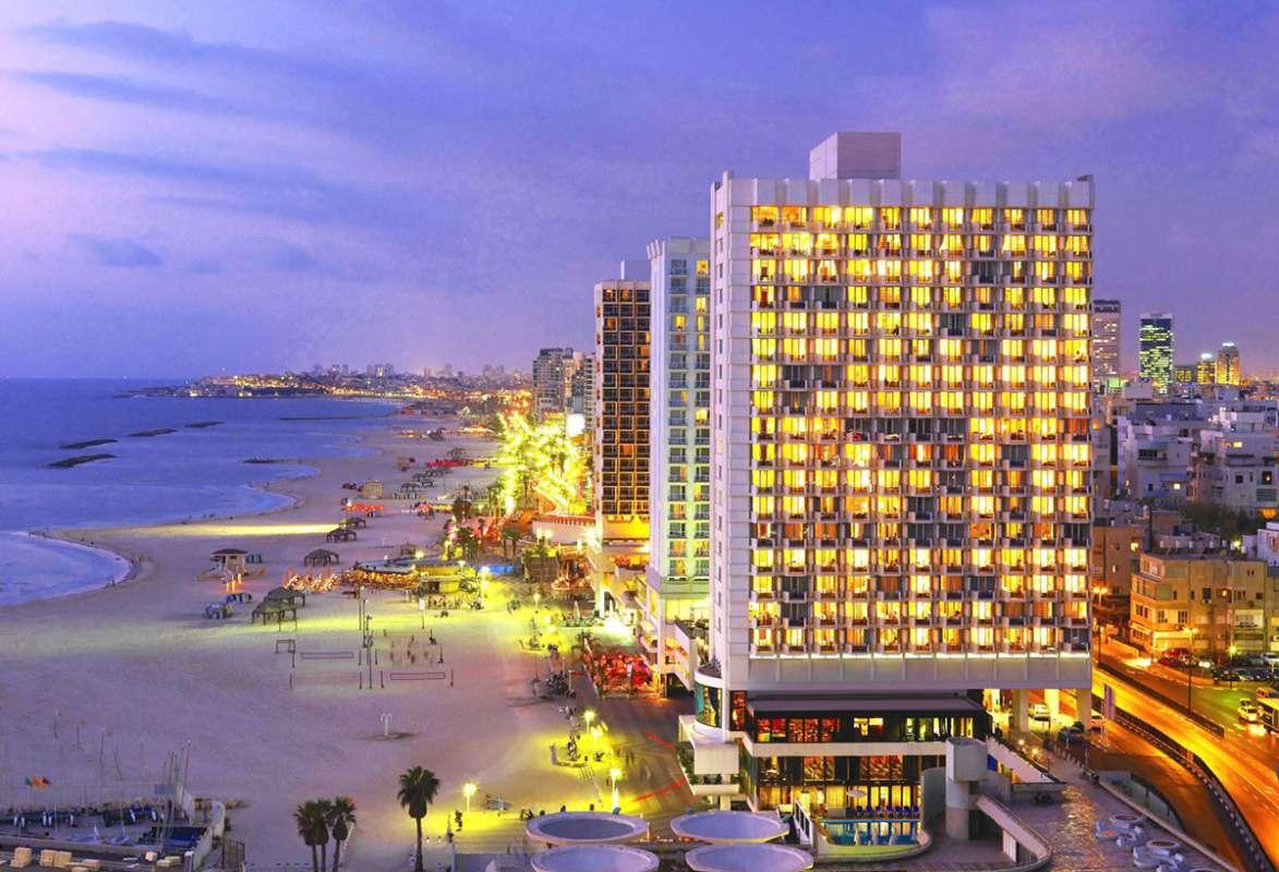 Отель тель-авив бронирование авиабилеты в салоники дешево