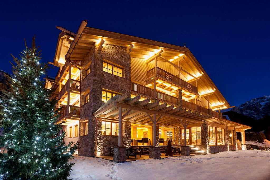 мини отели в альпах фото отопления встроенным