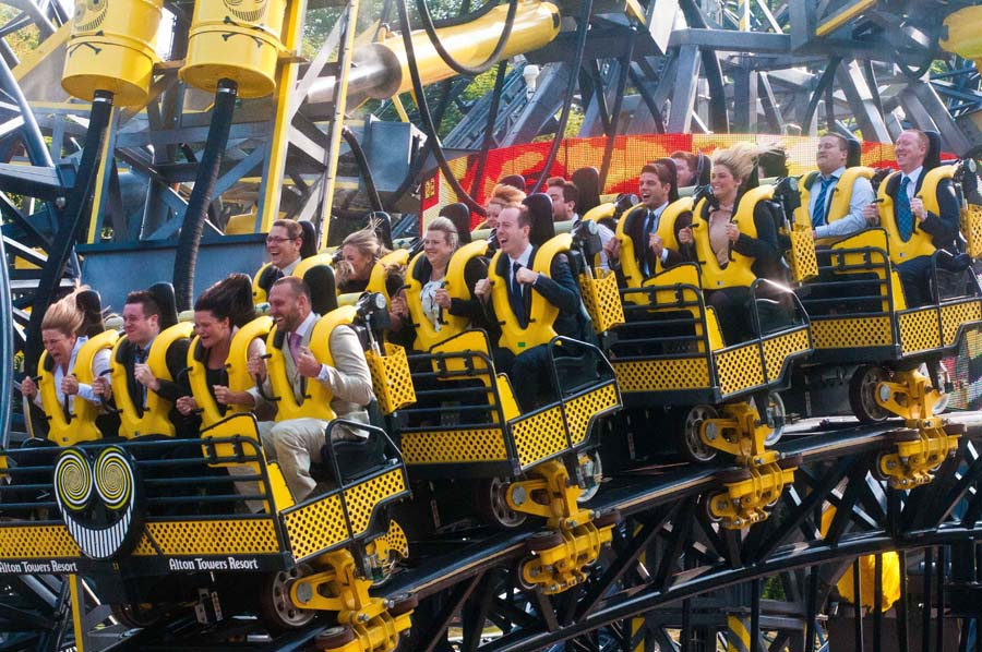 operation management report for alton towers Merlin entertainments is a british-based company headquartered andrew carter and the senior management team of vardon the freeholds of alton towers.