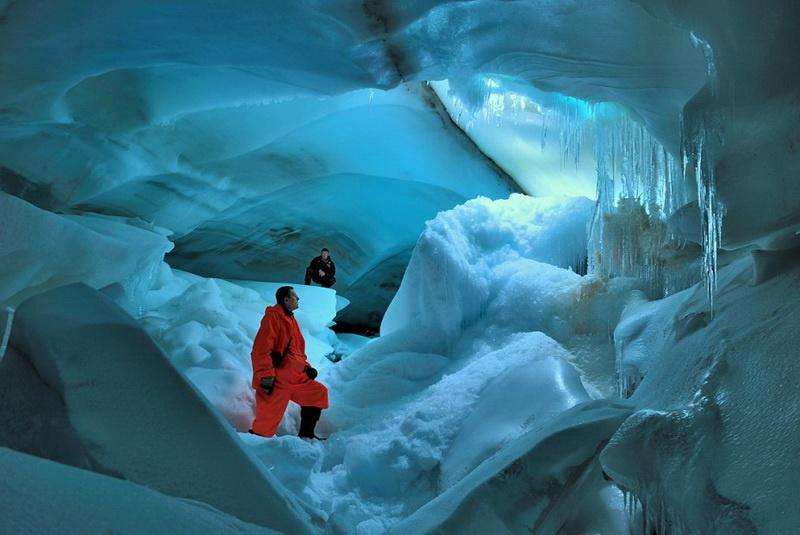 Новый год 2016 в антарктиде на судне класса люкс l