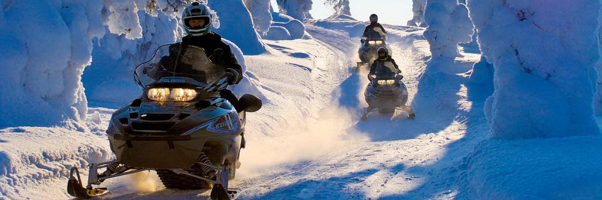 Выкуп снегоходов в Кирове